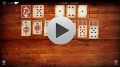 Solitaire Video Play Button